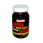 Action Labs Avena Sativa Wild Oats 750 mg (50 Tablets)