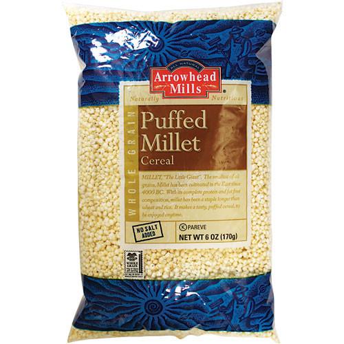 Arrowhead Mills Puffed Millet Cereal (3x6 Oz)