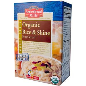 Arrowhead Mills Rice & Shine Cereal (12x24 Oz)