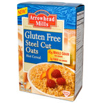 Arrowhead Mills Steel Cut Oats, Gluten Free (12x24 Oz)