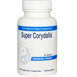 Balanceuticals Super Corydalis 4:1 Extract 500 mg (1x60 Veg Capsules)