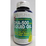 Amino Acid and Botanical DHA-500 Squid Oil (1x60 Casules)