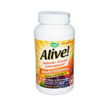 Nature's Way Alive! Whole Food Energizer Multi-Vitamin (180 Tablets)