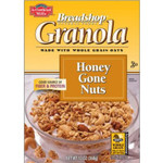 Breadshop Honey Gone Nuts Granola (1x25lb)