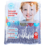 The Honest Company Training Pants Night Size 2 to 3T 26 count 1 each