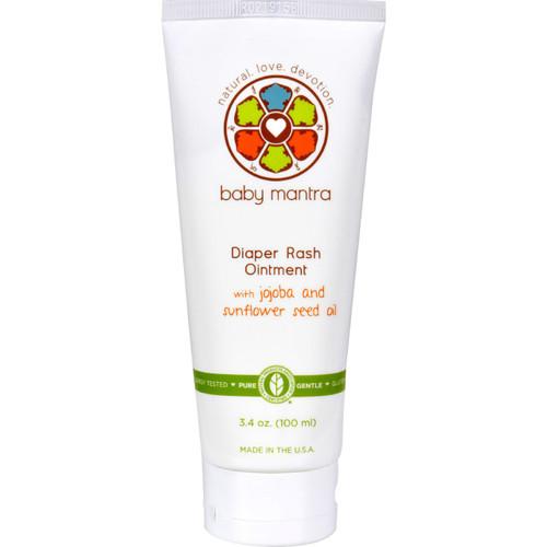 Baby Mantra Diaper Rash Ointment 3 oz