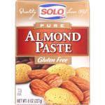 Solo Almond Paste 8 oz 1 each