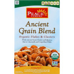 Peace Cereals Cereal Organic Flakes and Clusters Ancient Grain Blend 11 oz case of 6