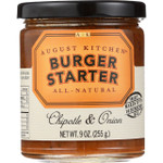 J Burger Seasoning Chipotle and Onion 9 oz case of 6