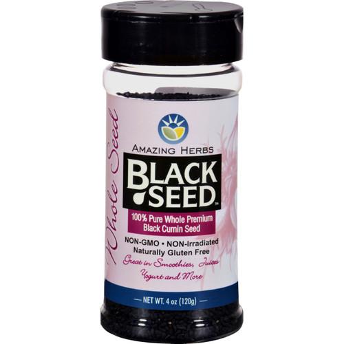 Black Seed Black Cumin Seed Whole 4 oz