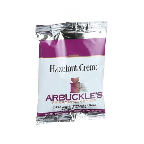 Arbuckles' Coffee Hazelnut Creme 1.3 oz Case of 10