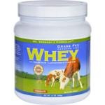 Dr. Venessas Formulas Whey Protein Grass Fed Hormone Free Chocolate 12 oz