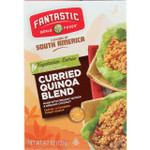 Fantastic World Foods Quinoa Blend Organic Curried 4.7 oz case of 6