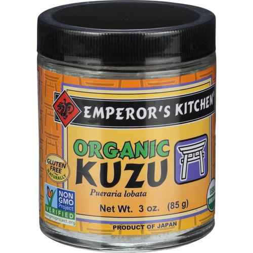 Emperor's Kitchen Organic Authentic Kuzu Powder 3 oz