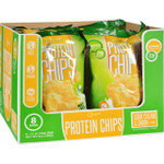 Quest Protein Chps Sour Cream and Onion 1.125 oz Case of 8