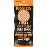 Kratos Beef Bar High Protein Original 1.2 oz Case of 12