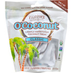 Nutiva OCoconut Snack Organic Classic 4 oz Case of 8