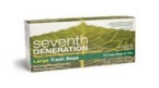 Seventh Generation 33 Gallon Large Trash Bags (1x15 CT)