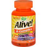 Natures Way B Complex Alive Gummies 60 Count