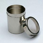 Ateco Shaker Stainless Steel 4 Oz