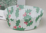 Ateco Holly Baking Cup 1 3/4 Inch