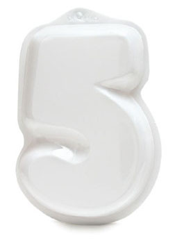 CK Products Number 5 Cake Pan 5 X 8 Pantastic