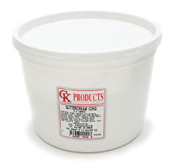 CK Products Buttercream Frosting 8 Lbs Ck Products