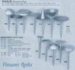 Ateco # 906 Peonies Flower Nail