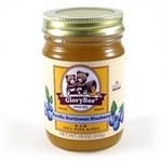 Glorybee Raw Northwest Blueberry Honey (6x18Oz)