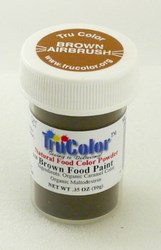 TruColor Airbrush Brown (1x9g)