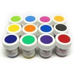 TruColor 40175 12pc Gel Paste Collection