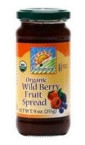 Bionaturae Wild Berry Fruit Spread (12x9 Oz)