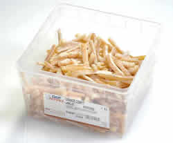 DGF Service Candied Orange Peel Strips (Dextrose) (2.2 LB)