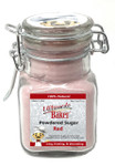 Ultimate Baker Natural Powdered Sugar Red (1x2oz Glass)