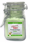 Ultimate Baker Natural Powdered Sugar Green (1x2oz Glass)