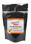 Ultimate Baker Natural Powdered Sugar Orange (1x8oz Bag)