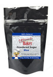 Ultimate Baker Natural Powdered Sugar Blue (1x1lb)