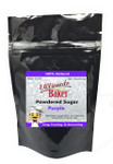 Ultimate Baker Natural Powdered Sugar Purple (1x1lb)