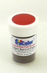 TruColor Super Red Gel Paste (1x1lb)