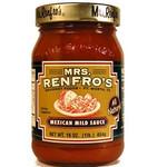 Mrs. Renfro's Mexican Mild Sauce (6x16Oz)