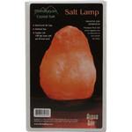 """Himalayan Salt Crystal Lamp Small 7"""" To 8"""" (1 Lamp)"""
