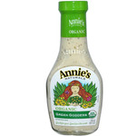 Annie's Naturals Green Goddess Dressing (6x8 Oz)