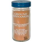 Morton & Bassett Ground Cinnamon (3x2.2Oz)