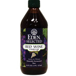 Eden Foods Red Wine Vinegar Raw (12x16 Oz)