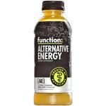 Function Drinks Alternative Energy Citrus Yuzu (12x16.9 Oz)