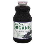 Santa Cruz Organics Concord Grape (12x32OZ )