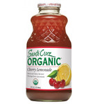 Santa Cruz Organics Cherry Lemonade (12x32OZ )