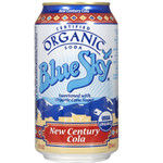 Blue Sky New Century Cola Soda (4x6 PK)