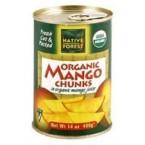 Native Forest Mango Chunks (6x14 Oz)