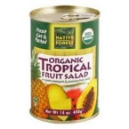 Native Forest Tropical Fruit Salad (6x14 Oz)
